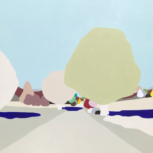 Clare_Brodie_Australian_Artist-The_Road_That_Lead_Me_Somewhere_Else